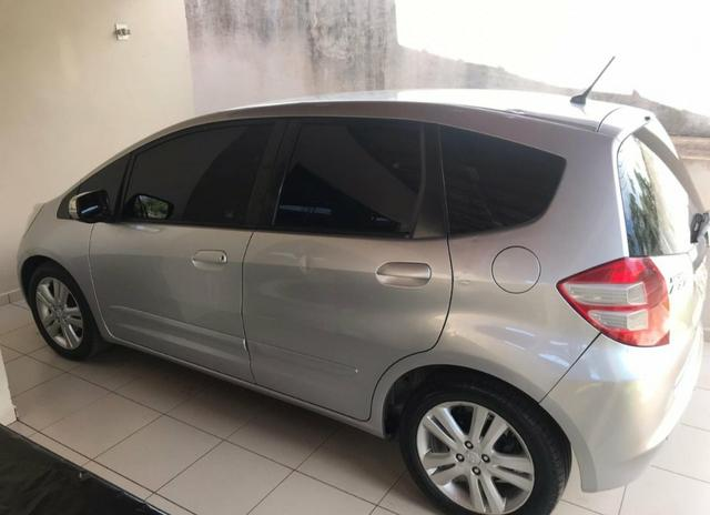 Vendo Honda New Fit EXL Aut 2009 - Foto 4