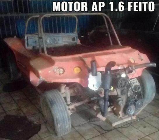 Buggy bird com motor AP 1.6
