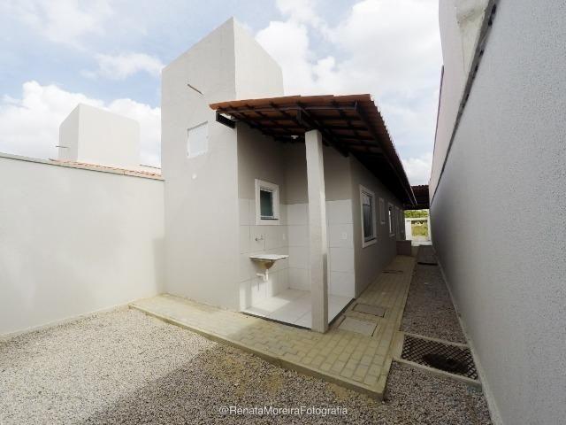 Casa Plana - Bandeirantes Maracanaú - Documentação Incluso - Fino Acabamento - Foto 4