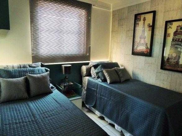 Apto 2 quartos, novo, no Geisel, condomínio com área de lazer completa - Foto 14