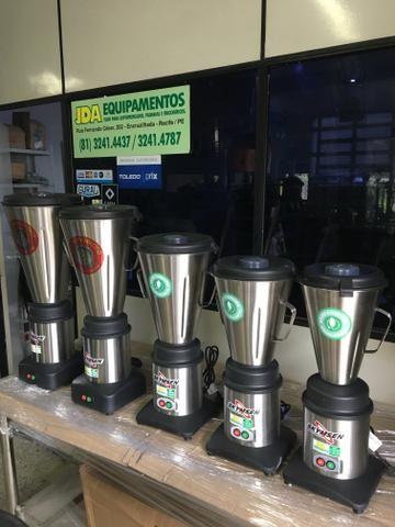 Liquidificadores industriais em inox / marca Skymsen / a partir de r$ 799,00 - Foto 2