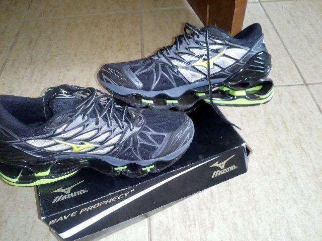 Tênis Mizuno profecy Wayne 7 - Roupas e calçados - Samambaia Norte ... 16a959ab1e21c