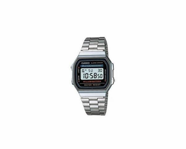 b8754898b29 Relógio Casio Iluminator Prata Original - Bijouterias