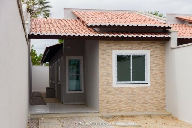 Casa Plana - Bandeirantes Maracanaú - Documentação Incluso - Fino Acabamento - Foto 3