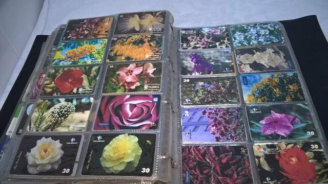 Coleção de Cartões telefônicos - Foto 5