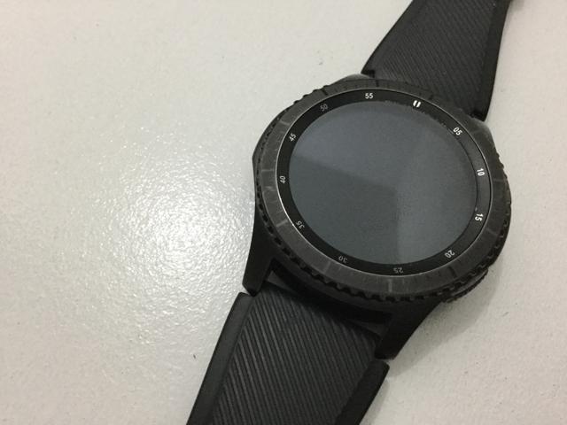 Samsung Gears S3 frontier - Celulares e telefonia - Tamboré