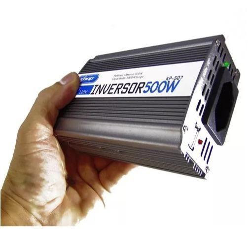 Inversor De Energia 500w Conversor Entrada 12v E Saida 110v Retirar Bh - Foto 2