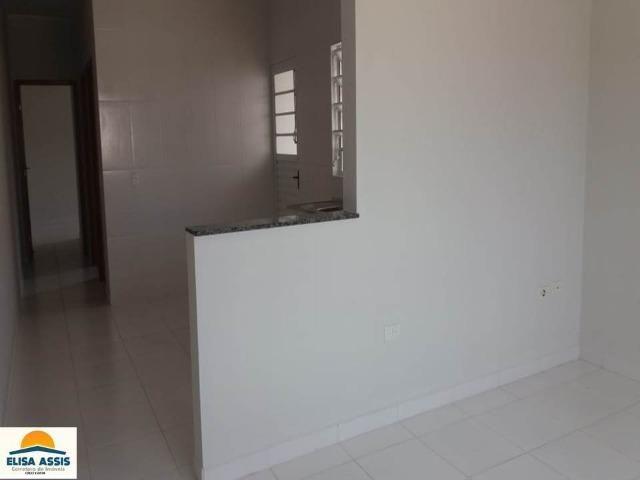 Casa 02 dormitórios Mongaguá - Foto 9