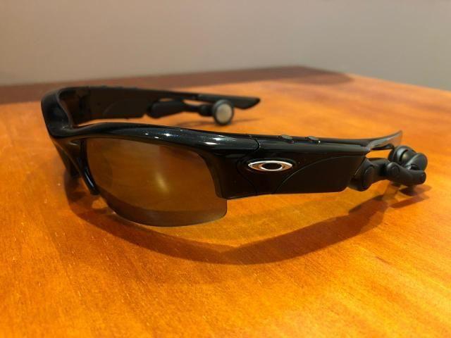 b58a0e8cd Óculos Oakley Thump com Fone - Bijouterias, relógios e acessórios ...