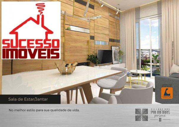 VILLAGE DAS PALMEIRAS PRIME II - Apartamento Alto Padrão em Lançamentos no bairr... - Foto 7