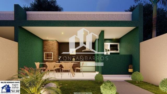 Casa à venda com 3 dormitórios em Green field, Fazenda rio grande cod:SB00022 - Foto 12