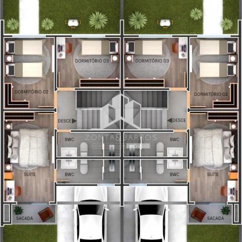 Casa à venda com 3 dormitórios em Green field, Fazenda rio grande cod:SB00022 - Foto 16