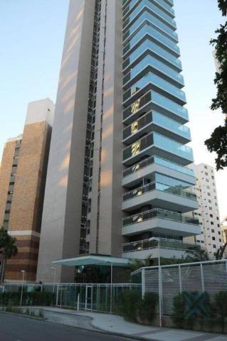 Apartamento com 4 dormitórios à venda, 245 m² - Meireles - Fortaleza/CE - Foto 10