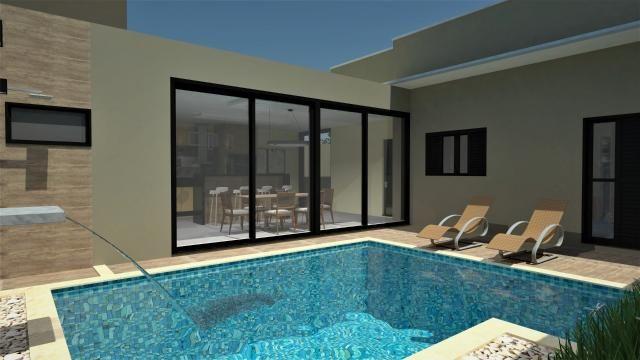 8443   Casa à venda com 3 quartos em Jardim Cristhais 2, Dourados - Foto 3