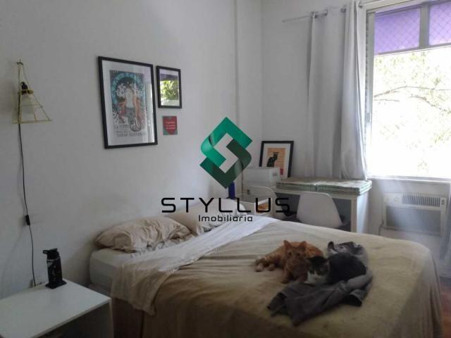 Apartamento à venda com 2 dormitórios em Botafogo, Rio de janeiro cod:M25525 - Foto 12