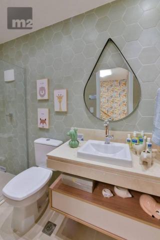 Apartamento à venda com 3 dormitórios em Setor marista, Goiânia cod:M23AP0525 - Foto 9