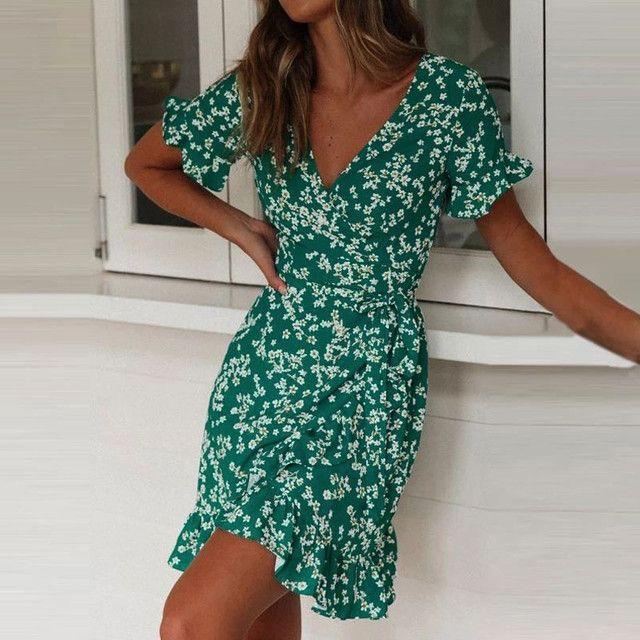 Vestido verão maravilhoso,coreana tecido excelente,42,44