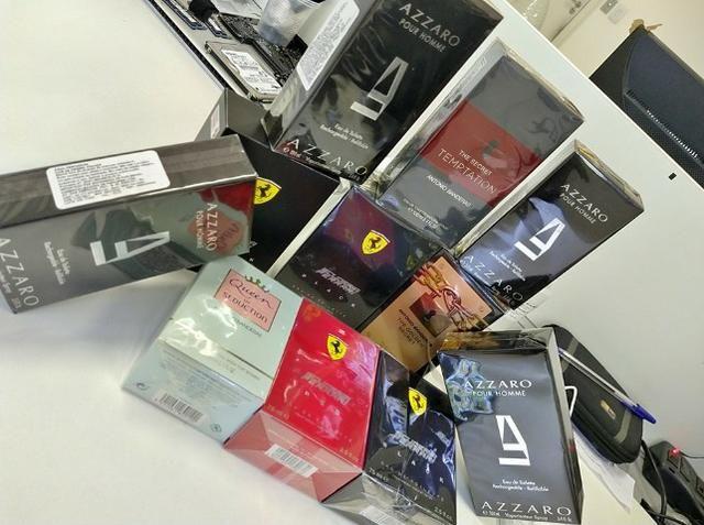 Perfumes Importados e Exclusivos !!