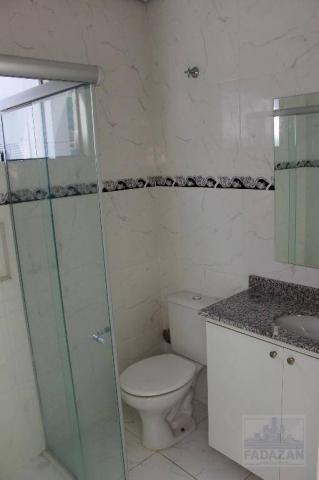 Studio com 1 dormitório para alugar, 28 m² por R$ 1.400,00/mês - São Francisco - Curitiba/ - Foto 12