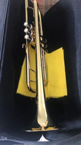 Trompete Eagle Novo - Foto 4