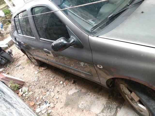 Vendo ou troco renault Clio - Foto 5