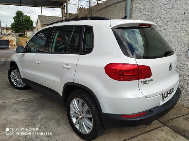 Tiguan 1.4 tsi Volkswagen Completo - Foto 17