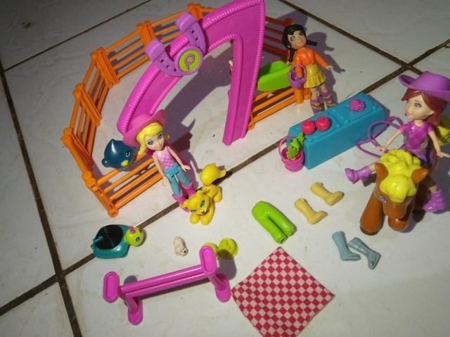 Casa da polly, fazenda, carro, piscina e helicóptero - Foto 2
