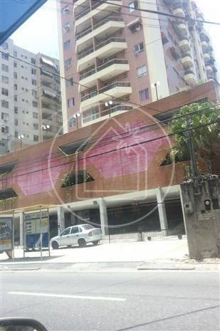 Apartamento 2 qts-Infra-Total-Residencial à venda, Rocha, Rio de Janeiro -