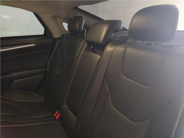 Ford Fusion 2.0 titanium awd 16v gasolina 4p automático - Foto 6