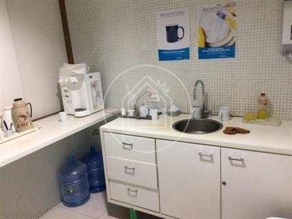 Box/Garagem Residencial à venda, Centro, Rio de Janeiro - GR0001. - Foto 17