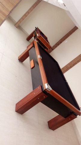 Mesas de bilhar fabricação própria  - Foto 7