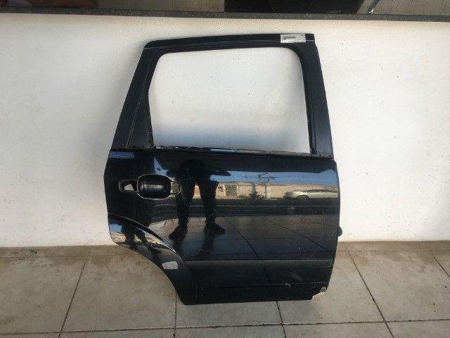 Porta Traseira Direita Ford Fiesta 2010