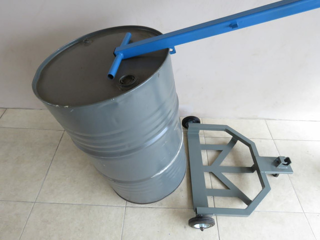 Carrinho de tambor - Foto 5