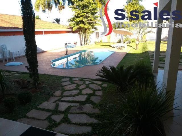 Luxo! Casa em Vicente Pires 4 Quartos - Lazer Completo!! - Brasília - DF - Foto 6