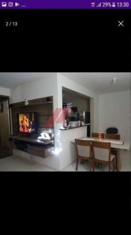 Apartamento à venda com 2 dormitórios em Bancários, João pessoa cod:36894 - Foto 5