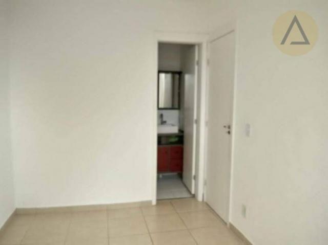 Atlântica imóveis tem excelente apartamento para locação/venda no bairro Glória em Macaé/R - Foto 4