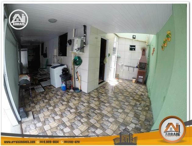 Casa com 3 dormitórios à venda, 100 m² por R$ 350.000,00 - Benfica - Fortaleza/CE - Foto 3