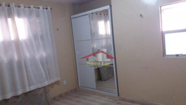 Apartamento com 2 dormitórios para alugar, 70 m² por R$ 950,00/mês - Benfica - Fortaleza/C - Foto 9