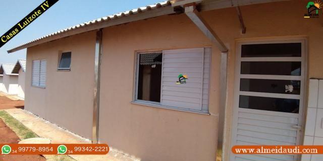 Casa no Luizote de Freitas IV em Uberlândia - MG - Foto 8