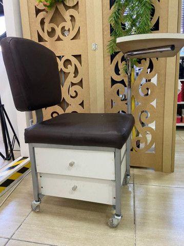 Cadeira para Manicure , ciranda