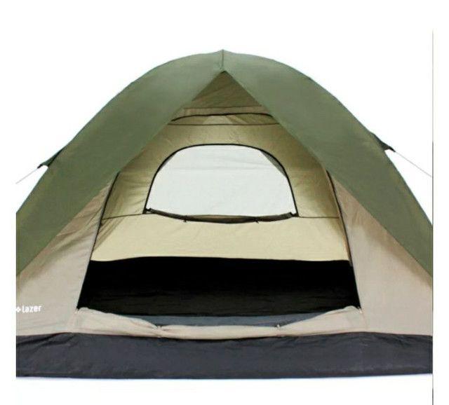 Barraca Camping Alta Premium 3 x 3m para 6 pessoas - Foto 2