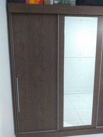 Guarda-Roupas Casal 3 portas  - Foto 4