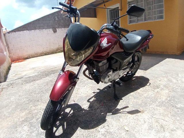 Moto Honda CG 150 Titan Ex - Foto 7