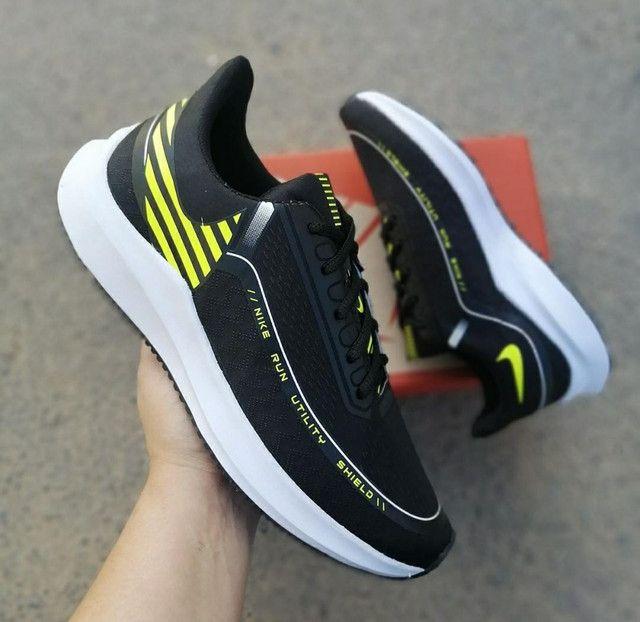 Nike Run Primeira Linha na Caixinha Atacado - Foto 6