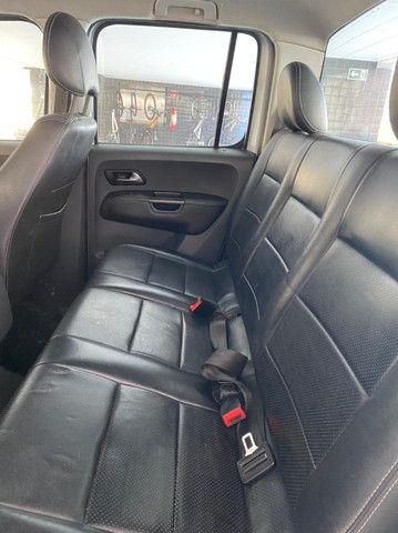 Vw Amarok 2013 automática diesel TDI - Foto 5