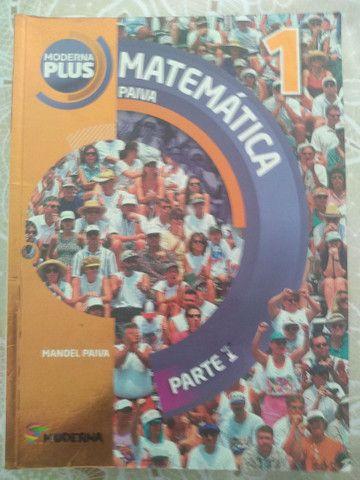 Livro de Matemática Manoel Paiva 1