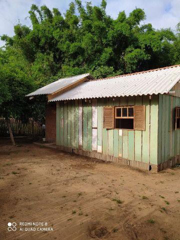 Terreno com chalé de madeira - Foto 6