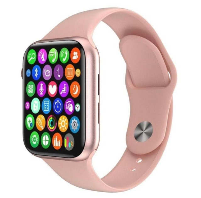 Relógio smartwatch w26 44mm original touch - Foto 4