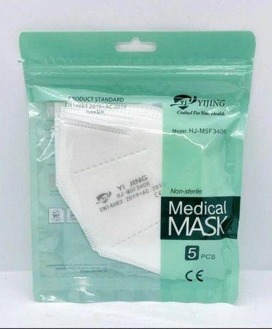 Máscara KN95 PFF2 Medical - Foto 2