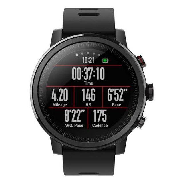 Promoção!!! Amazfit STRATOS 2 - versão global - (novo lacrado) Relógio Smartwatch - Foto 4